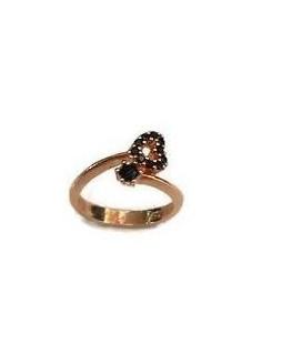 Δαχτυλίδι ασήμι 925 καρδιά