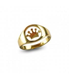 Δαχτυλίδι ασήμι 925 κορώνα