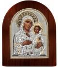 Ασημένια Εικόνα Παναγία Ιεροσολυμίτισσα 201-G