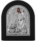 Ασημένια Εικόνα Άγιος Ιωάννης 209-S