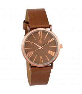 Ρολόι Season St Scorpion Vintage Series brown leather 2174-1
