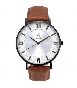 Ρολόι Season ST 2177-2 Καφέ Empire Series