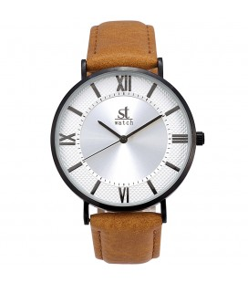Season Time WATCH 2177-5 Empire Brown Leather Strap