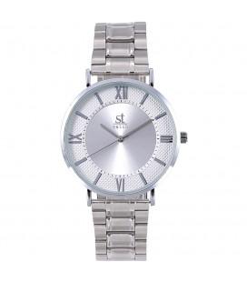 Season Time WATCH Empire Series Silver Metal Bracelet 2277-2
