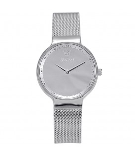 Season Time WATCH Mirror Series Silver Stainless Steel Bracelet 4236-2