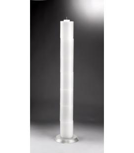 Λαμπάδα γάμου με αποσπώμενα κεριά 19