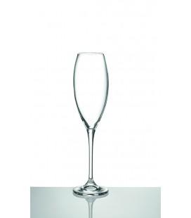 Ποτήρι σαμπάνιας κρυστάλλινο για γάμο 20