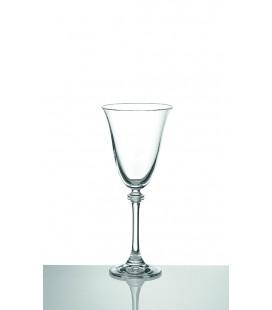 Ποτήρι κρασιού κρυστάλλινο για γάμο 30