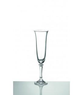 Ποτήρι σαμπάνιας κρυστάλλινο για γάμο 50