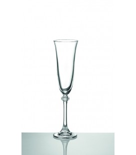 Ποτήρι σαμπάνιας κρυστάλλινο για γάμο 60
