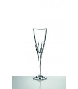 Ποτήρι σαμπάνιας κρυστάλλινο για γάμο 170
