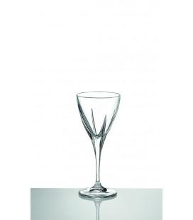 Ποτήρι κρασιού κρυστάλλινο για γάμο 80