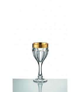 Ποτήρι κρασιού κρυστάλλινο για γάμο 110