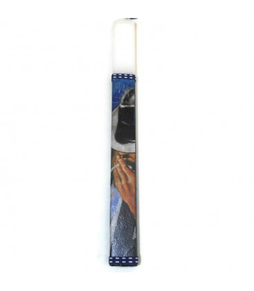 Λαμπάδα χειροποίητη άντρας  με δώρο αντρικό βραχιόλι